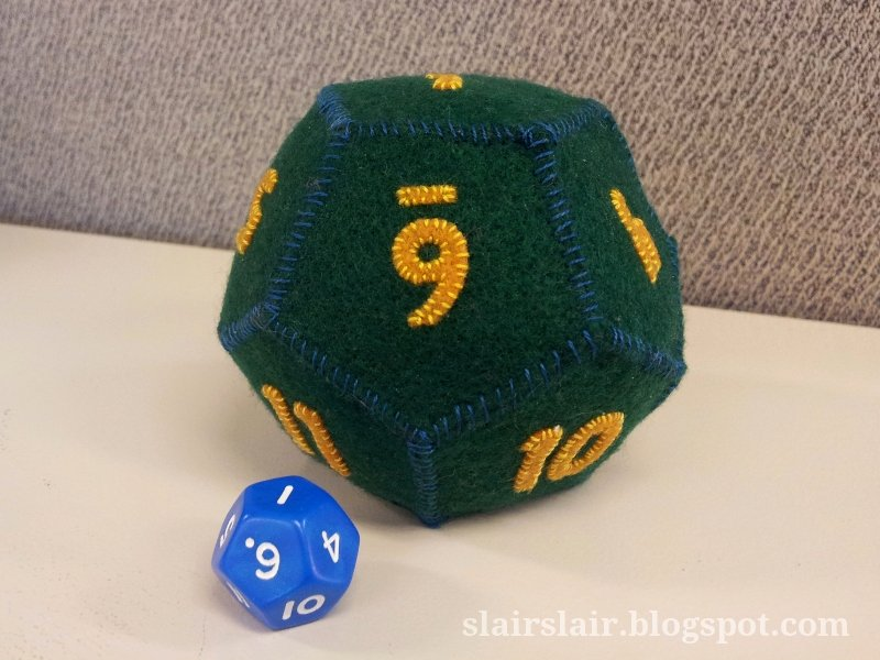 12 Sided Dice Template Luxury Slair S Lair Templates for A Full Set Of Polyhedral Felt Dice