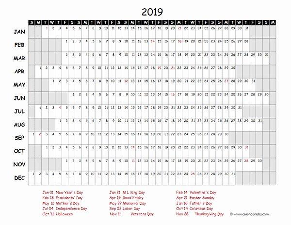 2019 Biweekly Payroll Calendar Template Excel Luxury 2019 Excel Spreadsheet Biweekly Pay Schedule Shyampooja