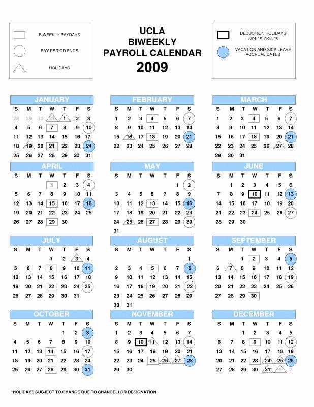 2019 Biweekly Payroll Calendar Template Inspirational Aqiidah – Page 7 – Calendar Template 2019