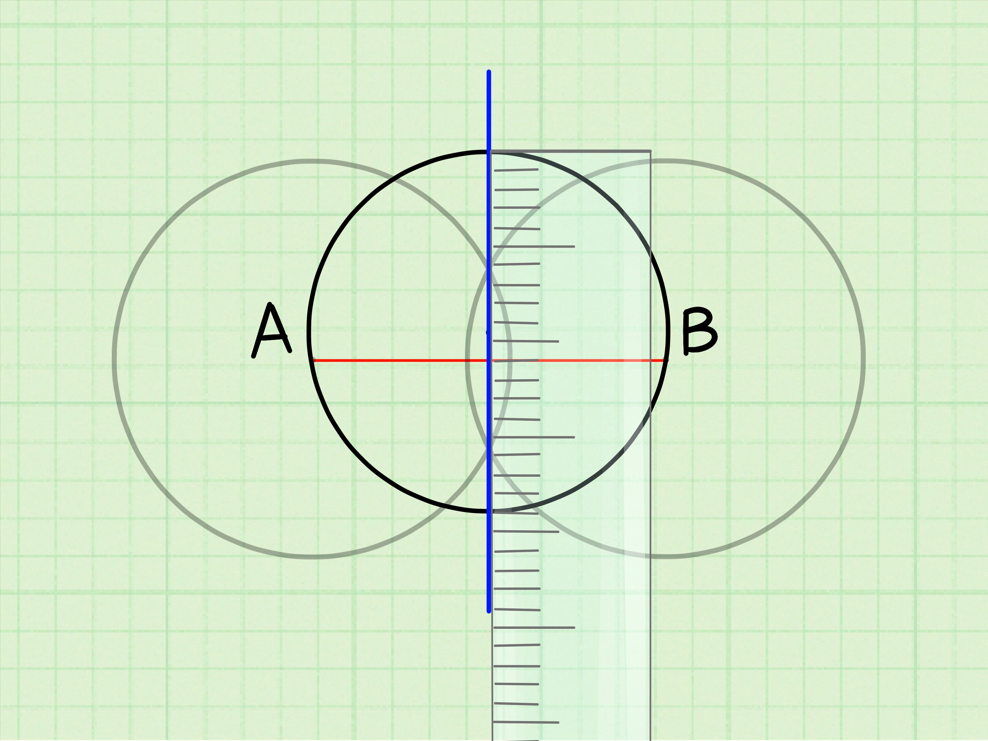 3 Inch Diameter Circle Template Elegant How to Find the Diameter Of A Circle Wikihow