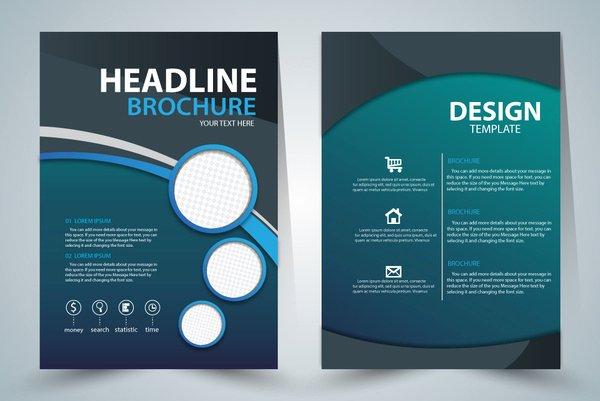 Adobe Illustrator Brochure Templates Awesome Free Adobe Illustrator Brochure Templates Csoforumfo