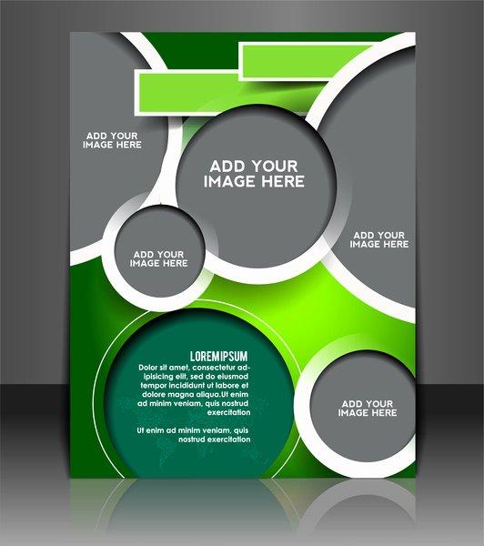 Adobe Illustrator Brochure Templates Unique Brochure Template Free Vector In Adobe Illustrator Ai