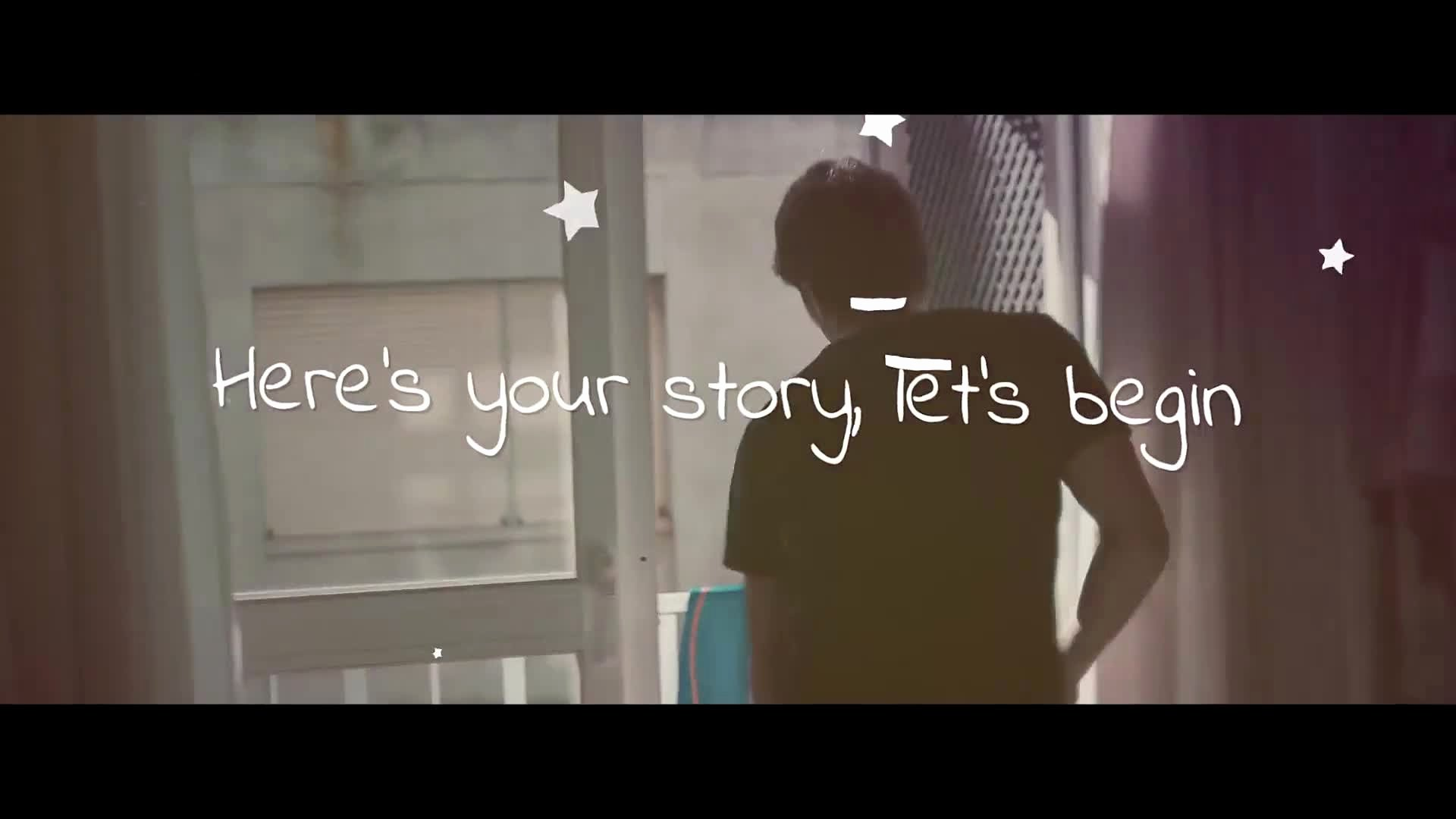 After Effects Lyric Video Lovely Lyrics Templates 3 Versions Download Videohive