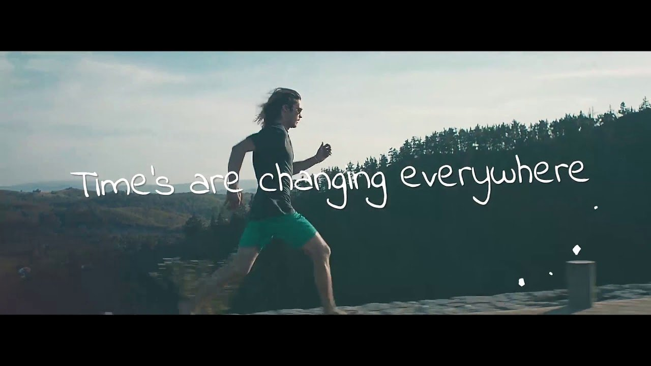 After Effects Lyric Video Luxury Lyrics Templates 3 Versions after Effects Template