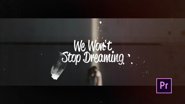 After Effects Lyric Video Template Awesome Lyrics Template by Yourfriend