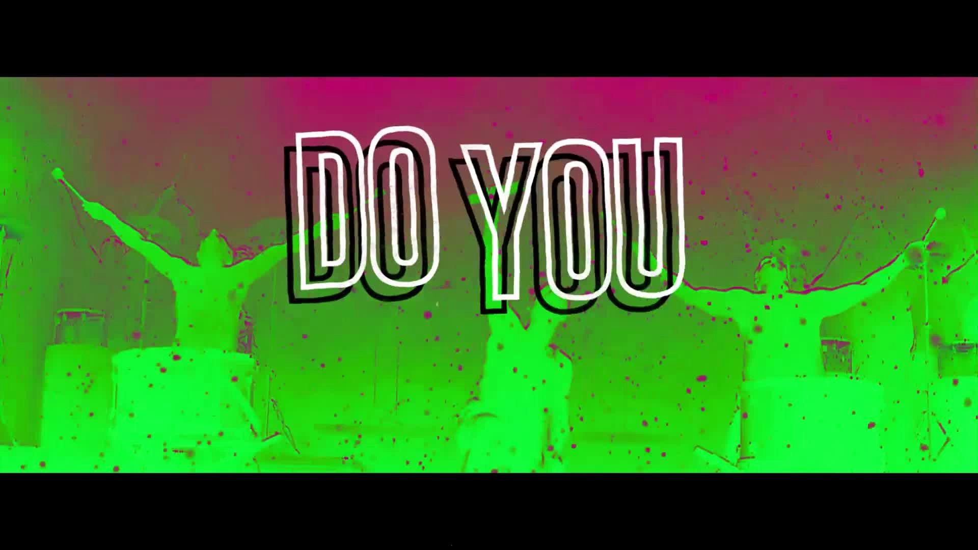 After Effects Lyric Video Unique Lyrics Templates 3 Versions Download Videohive