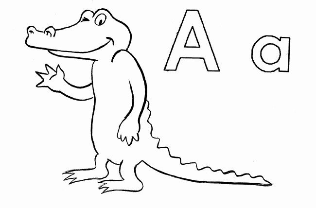 Alligator Template Printable Lovely April the Alligator Printable Listen to the Story at