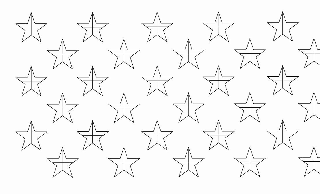 American Flag Star Stencil Printable Best Of Printable American Flag Stars O Printable 360