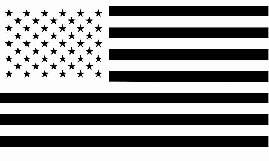 American Flag Star Stencil Printable Unique American Flag Stencil Template Canvas Decor Wall Art Paint