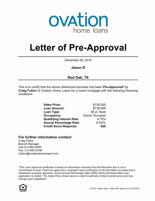 Approval Letter Example Luxury 25 Of Template Letter Approval