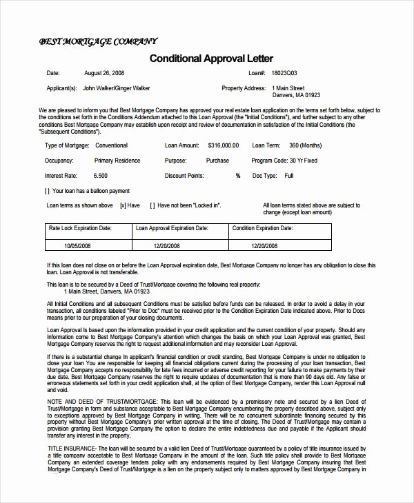Approval Letter Example New 15 Business Letters