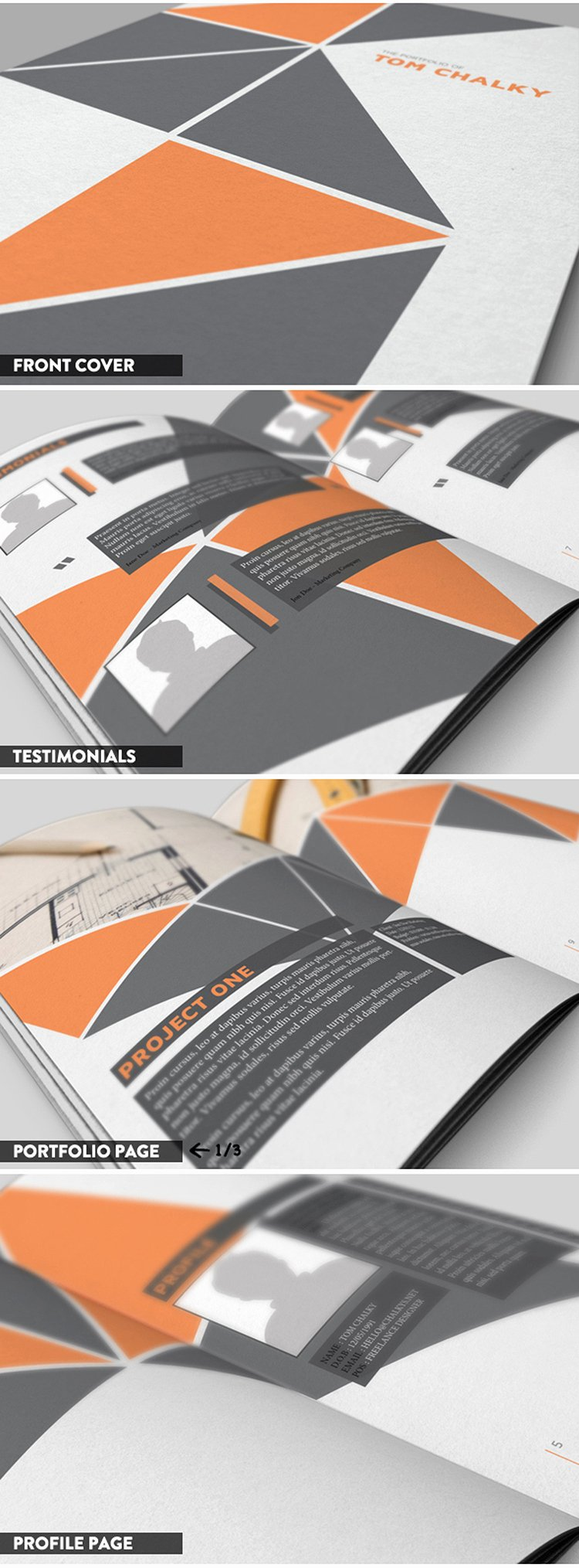 Architecture Portfolio Template Indesign Awesome Free 16 Page Case Study Portfolio Booklet Download