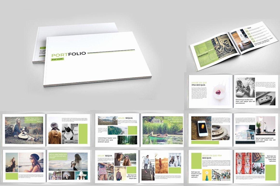 Architecture Portfolio Template Indesign Unique Indesign Portfolio Brochure V127 Brochure Templates