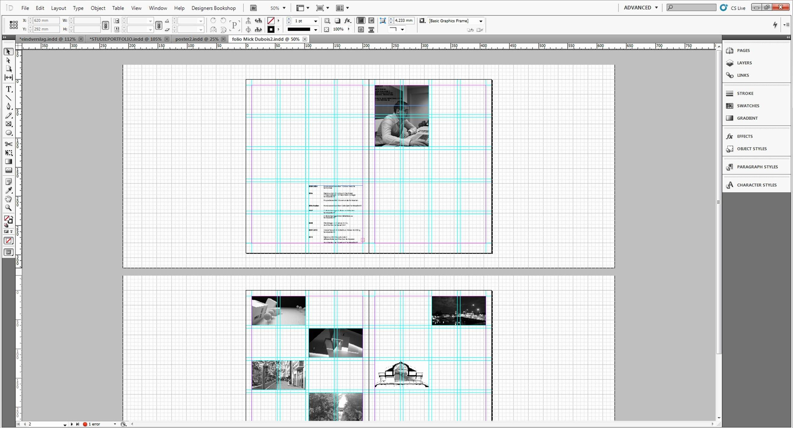 Architecture Portfolio Template Indesign Unique Layout Design Gallery Category Page 2 Designtos