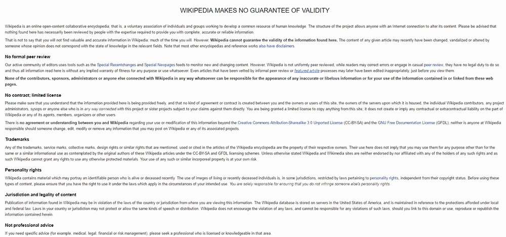 Artist Terms Of Service Template Unique Sample Disclaimer Template Termsfeed