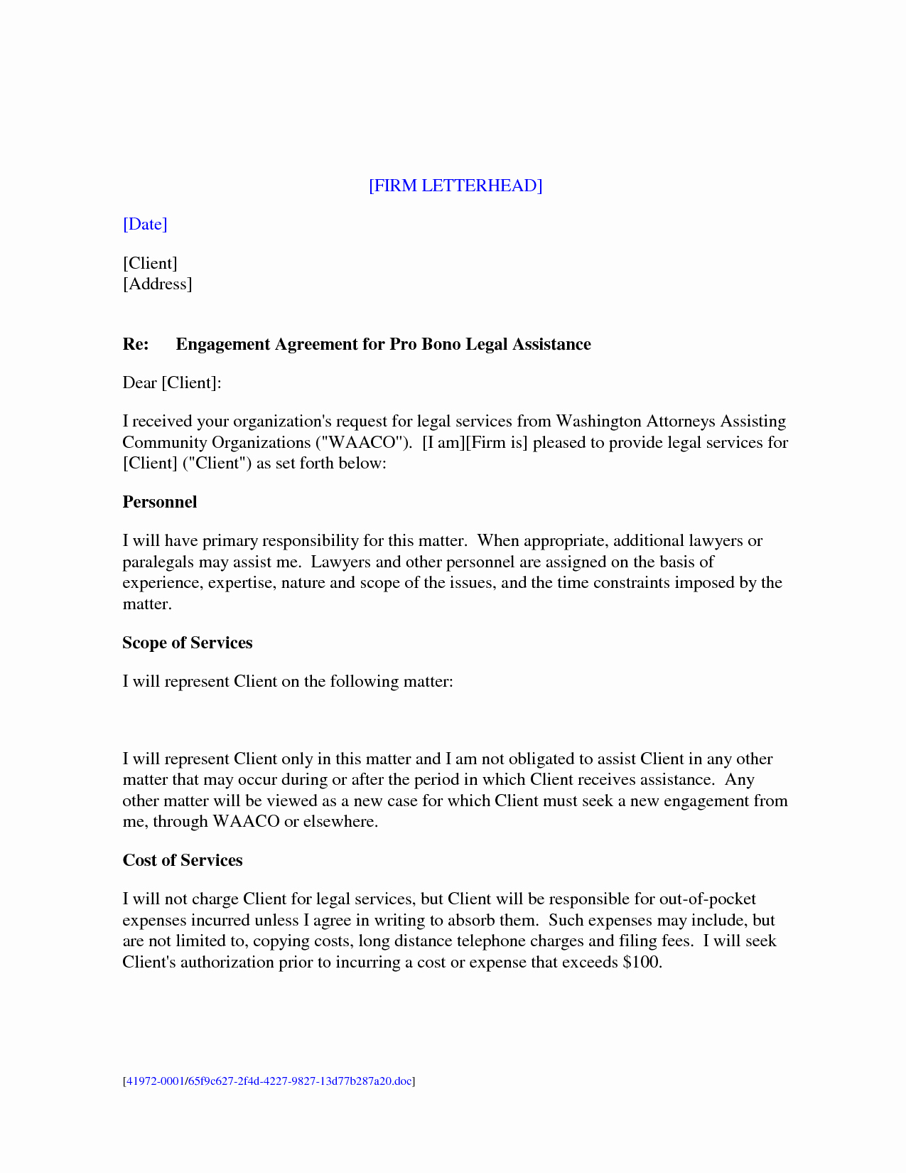 Attorney Client Letter Template Luxury Best S Of Sample Client Letter From attorney Lawyer