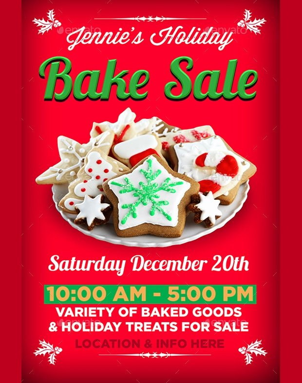 Bake Sale Flyer Templates Free Beautiful 25 Bake Sale Flyer Templates Ms Word Publisher