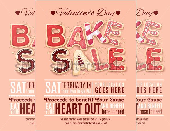 Bake Sale Flyer Templates Free Best Of Bake Sale Flyer Template Free Graficasxerga