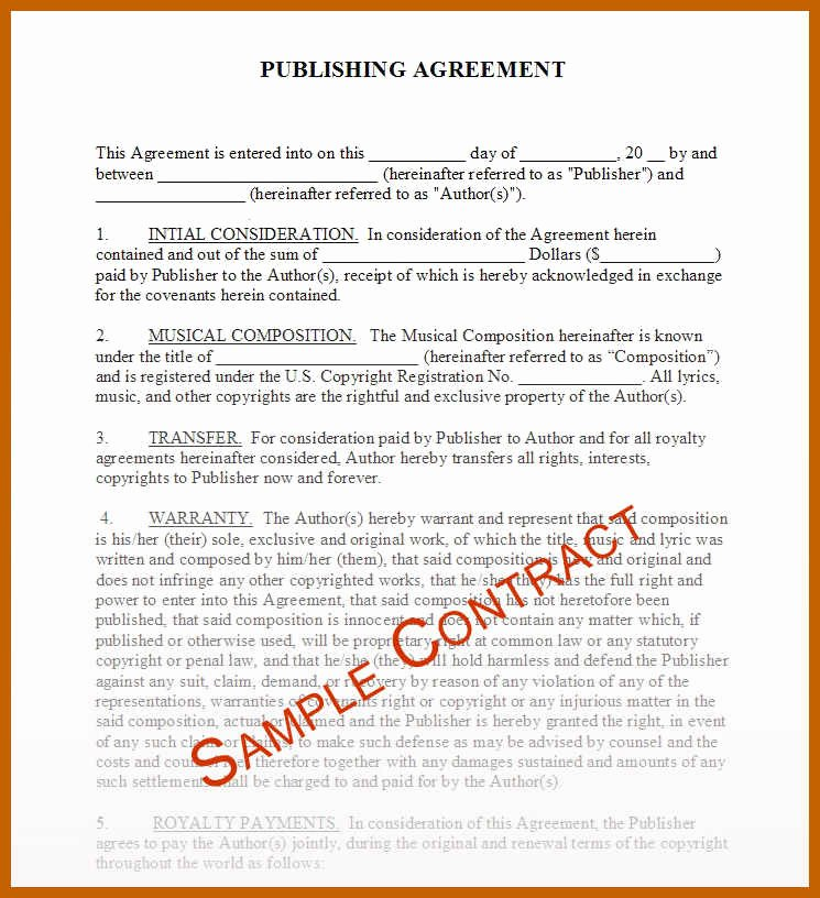 8 9 band contract template