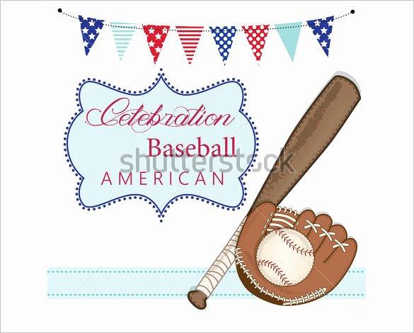 Baseball Card Size Template New 16 Baseball Card Templates Psd Ai Eps