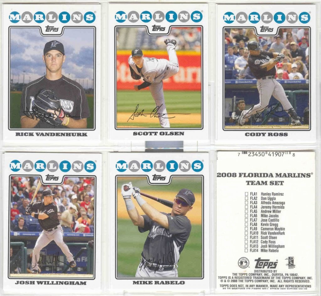 Baseball Card Size Template New topps Update Checklist Template Samples Gold Chase Headley