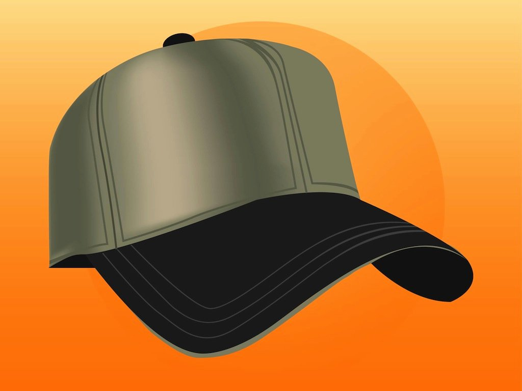 Baseball Hat Vector Beautiful Hat Illustration Vector Art & Graphics