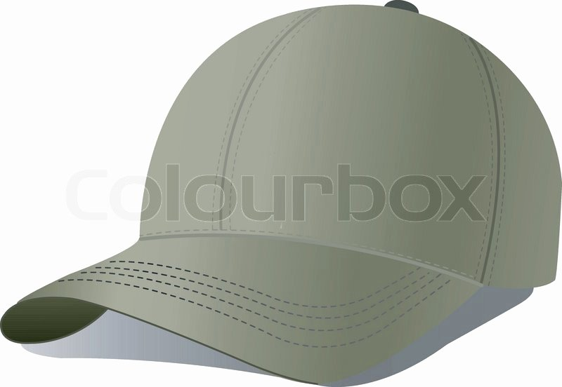 Baseball Hat Vector Beautiful Vector Illustration Of Baseball Cap