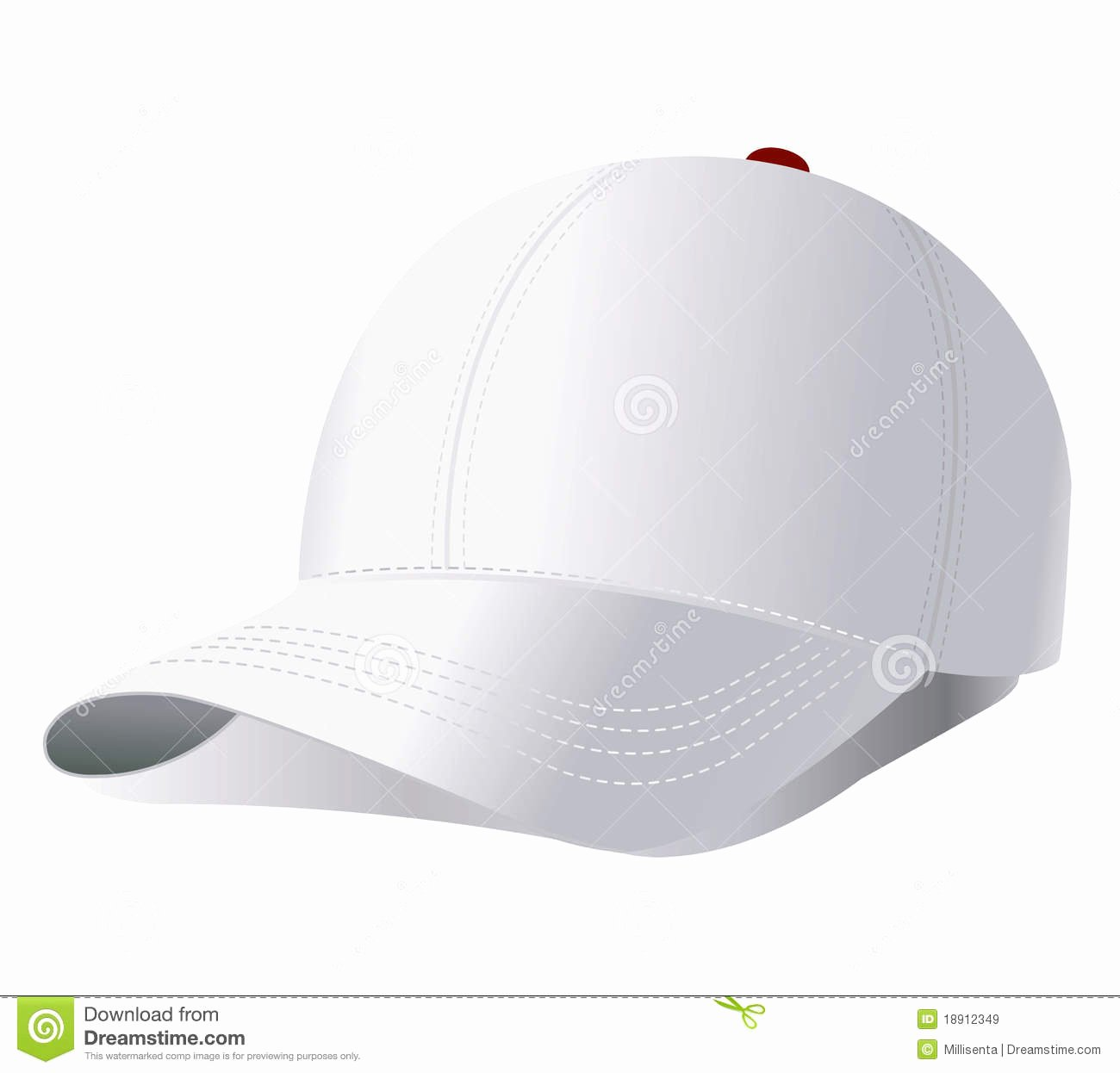 royalty free stock images vector baseball cap image