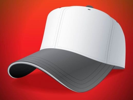 Baseball Hat Vector Inspirational Blank Baseball Cap Vector Ai Pdf Free Graphics