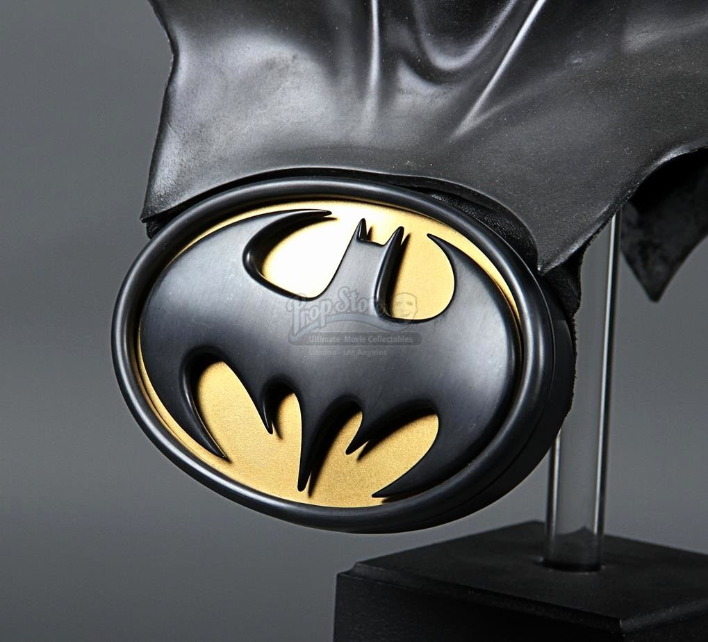 Batman Chest Emblem Beautiful Batman forever 1995 Batman S Val Kilmer Batsuit Cowl