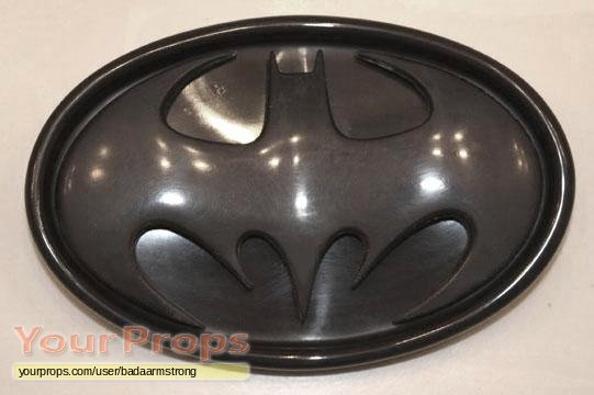 Batman Forever Panther Suit Chest replica movie prop Batman Forever 1995 YP