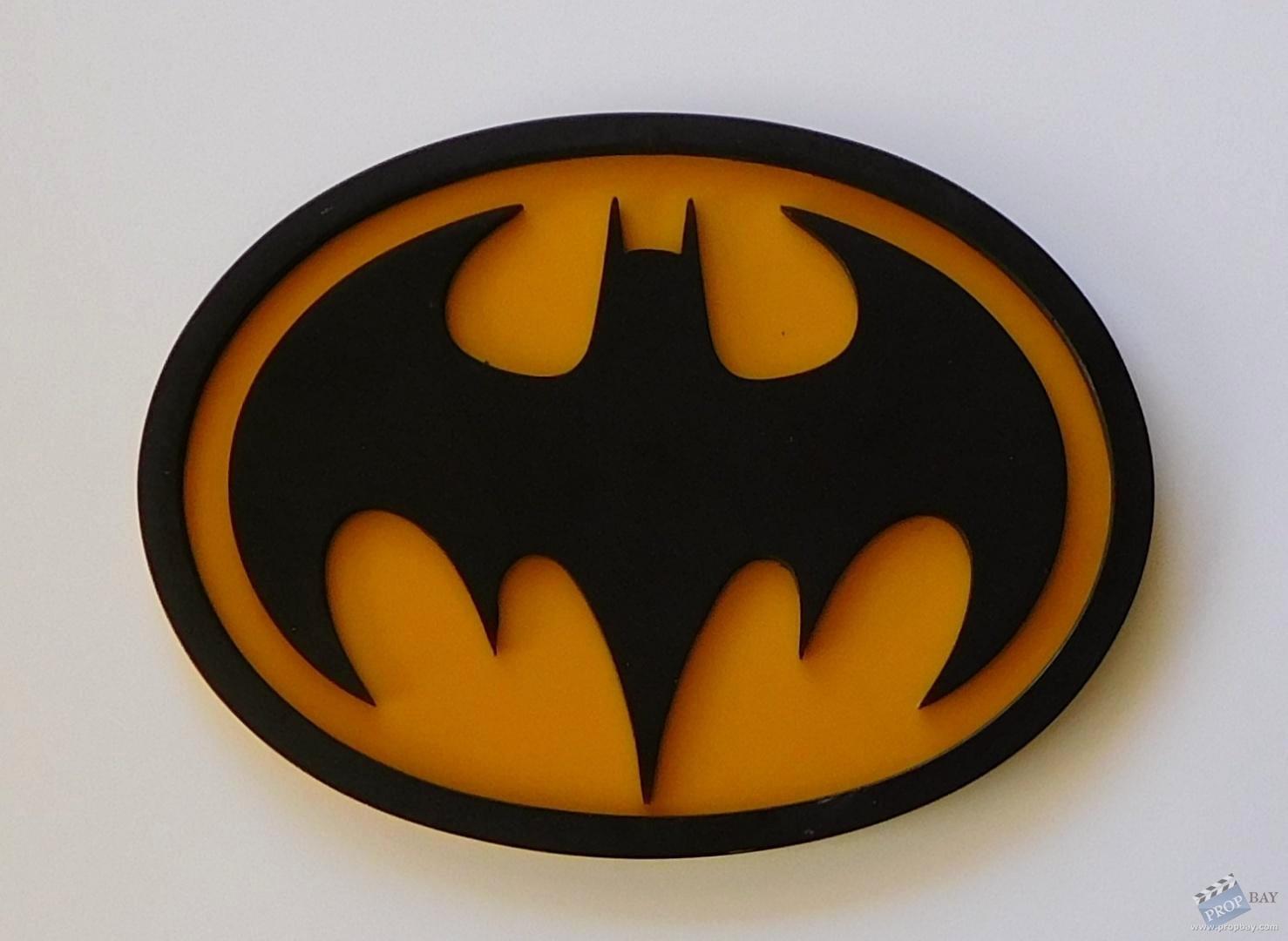 Batman Chest Emblem Best Of Batman S Chest Emblem Wardrobe From Batman Returns 1992