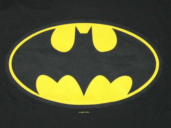 Batman Chest Emblem Best Of Dc Ics Batman Bat Chest Logo T Shirt Size Small