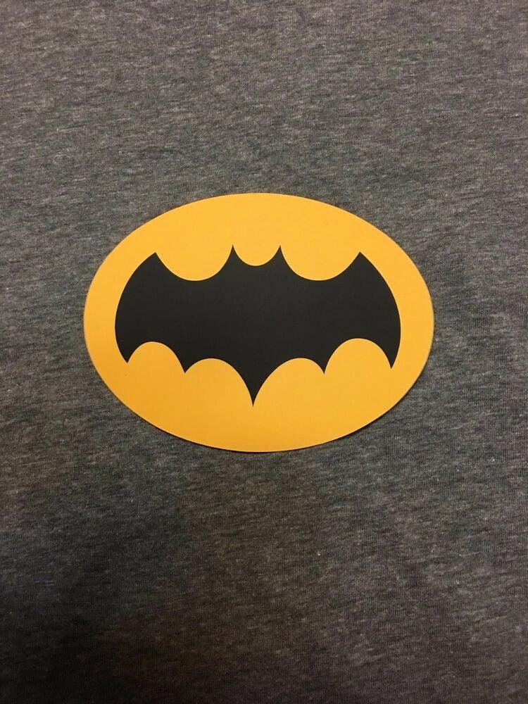 Batman Chest Emblem Elegant 1966 Batman Chest Emblem Replica Tv Adam West Costume