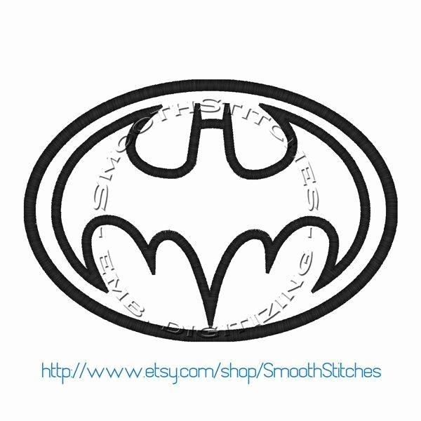 Batman Chest Emblem Fresh Batman Chest Emblem Applique Design for