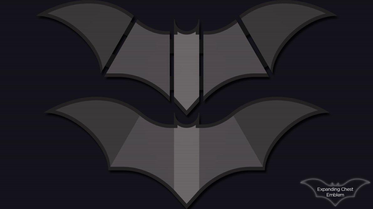 Batman Chest Emblem Inspirational Batman Expanding Chest Emblem by Itsintelligentdesign On
