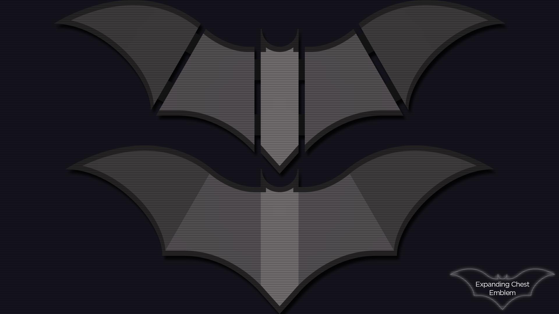 Batman Chest Emblem Luxury Batman Expanding Chest Emblem by Itsintelligentdesign On
