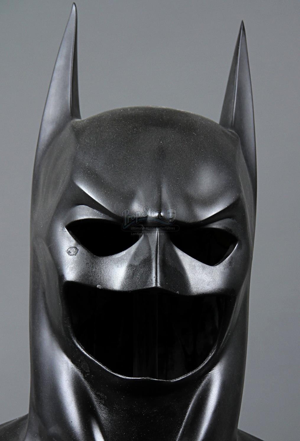 Batman Chest Emblem Luxury Batman forever 1995 Batman S Val Kilmer Batsuit Cowl