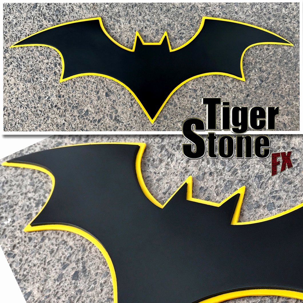 Batman Chest Emblem Luxury Batman Rebirth Ics Inspired Chest Emblem 2 – Tiger