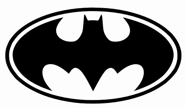 Batman Pumpkin Carving Stencil Awesome How to Draw Batman Logo Step Clip Art Vector Clip Art Online