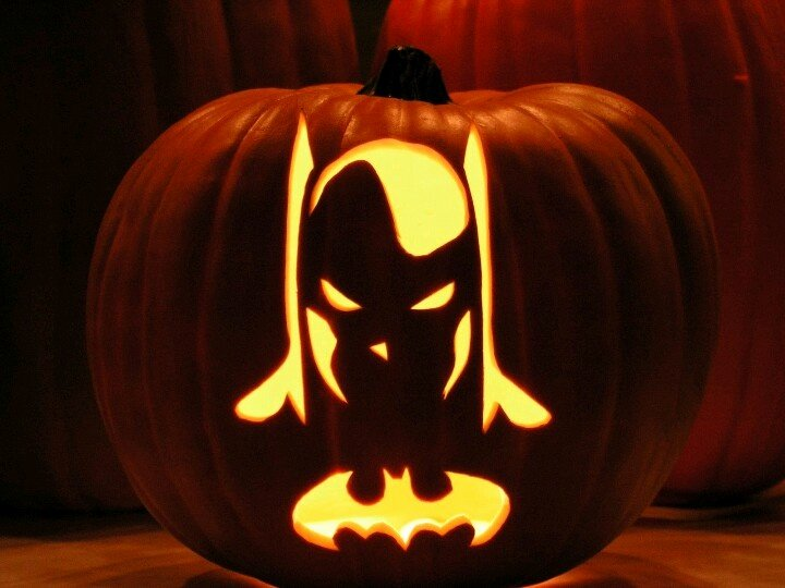 Batman Pumpkin Carving Stencil Inspirational Best 25 Batman Pumpkin Carving Ideas On Pinterest