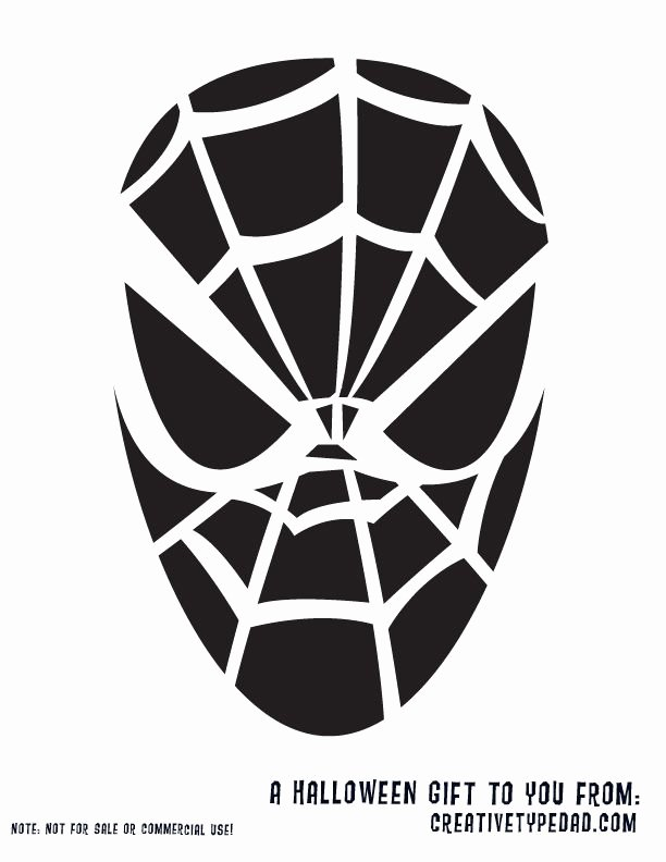 batman pumpkin stencil