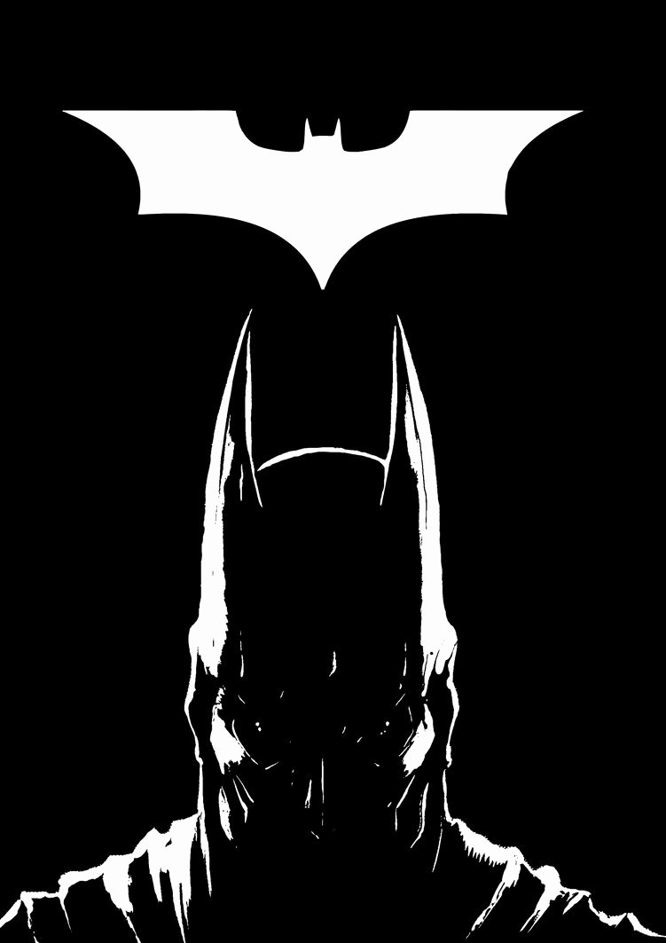 Batman Stencil Art Beautiful Batman Stencil by Tylerdude On Deviantart