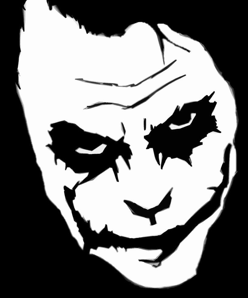 Batman Stencil Art Luxury Joker Stencil Google Search Ideas Pinterest