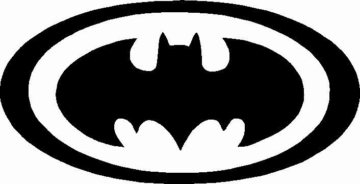 Batman Stencil Art New Batman Stencil Tag Body Art