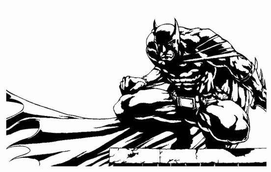 Batman Stencil Art Unique Batmanstencil