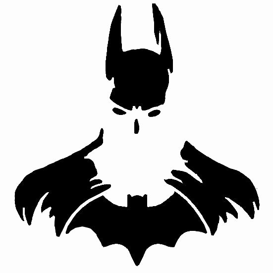 Batman Stencil Printable Fresh 19 Best Stencil Ideas Images On Pinterest