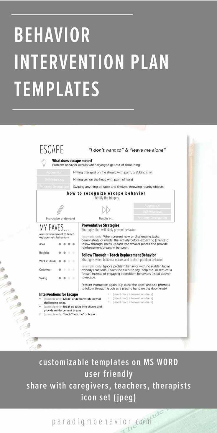 Behavior Plan Template for Elementary Students Best Of 855 Best Images About Guidance Lessons Elementary On