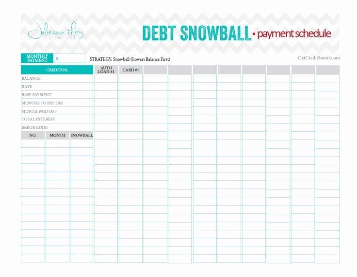 Bill Pay Spreadsheet Beautiful Best 25 Debt Snowball Ideas On Pinterest