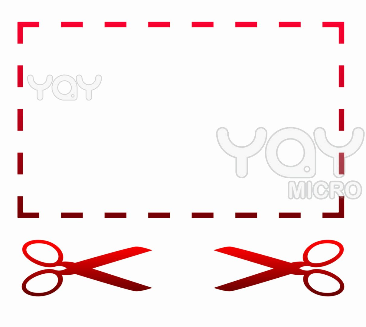blank coupon and scissors 26b0ec insert 4